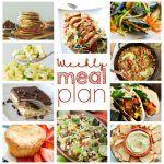 Weekly Meal Plan Week 46