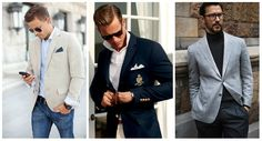 25+ Winter Fashion Trends for Handsome Men in 2017 ... ~♥~ ... A man's wardrobe speaks a lot of his personality and attractiveness. The fashion of 2017 is all about the slight mix of casualty and class. So, here are some ideas that compile the class and street look to talk about the bright side of your persona whilst protruding the serious and... .. #FloralPrint, #FloralPrintForMen, #Neckerchiefs, #ShawlNeckCardigans, #StatementJackets, #Tartan - #Fashion, #MenFashion