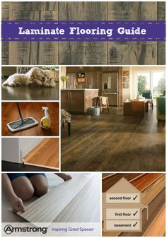 Get your laminate flooring guide - all you need to know right now!