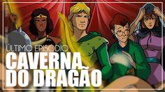 HQ: O final da Caverna do Dragão em Quadrinhos