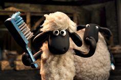 24 imágenes valen más que una palabra   crítica a La oveja Shaun: La película (Shaun the Sheep Mo...