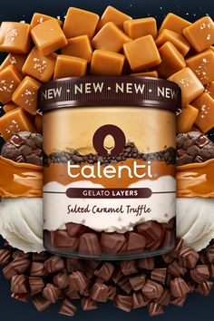 Try Our New Talenti Gelato Layers Just Desserts, Delicious Desserts, Dessert Recipes, I Love Food, Good Food, Yummy Food, Healthy Food, Yummy Treats, Sweet Treats