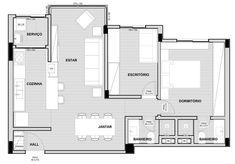 Gallery of RE Apartment / Oficina Conceito Arquitetura - 37