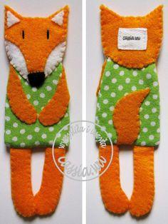 Fox- bookmark