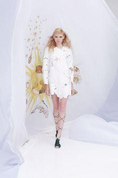 Cynthia Rowley at New York Fashion Week Spring 2015 - Runway Photos 2015 Fashion Trends, Fashion Week 2015, Spring Fashion, Fashion Show, Fashion Design, 2015 Trends, Fashion Weeks, Milan Fashion, High Fashion
