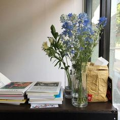 Spring Aesthetic, Flower Aesthetic, Nature Aesthetic, Decoration Inspiration, Decor Ideas, My New Room, Home Interior, Pretty Flowers, Aesthetic Pictures
