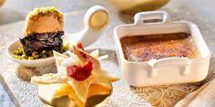 Trio gourmand au foie grasTrio gourmand au foie gras