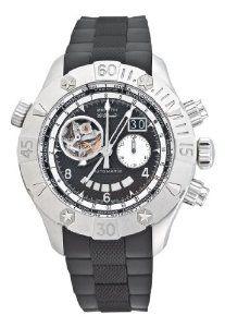 Zenith Men's 03.0526.4037/21.R642 Defy Classic Open Grande Date Multicity 24 Hour Timezone Watch