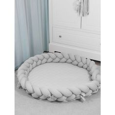 Luxury 2in1 fonott játszószőnyeg - Szürke Merino Wool Blanket, Pillows, Luxury, Bed, Products, Stream Bed, Cushions, Beds, Pillow Forms