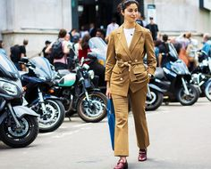 The Flat Shoe Trend Every Girl Will Be Pleased About This Autumn via @WhoWhatWearUK