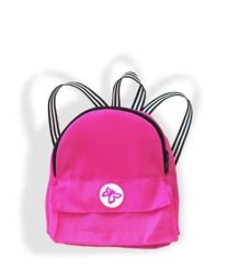 WeGirls Pink Rucksack