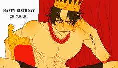 Portgas D Ace One Piece