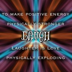 Laughter is Love ~ physically exploding ⊰♡⊱