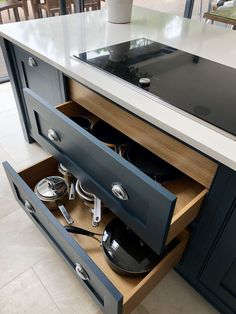 The Leading 16 Cooking Area Cupboard Ideas For 2019 Ideal Kitchen Pantry Cabinet Organization Ideas You 39 Ll Love Kitchen Pantry Cabinets, Kitchen Cabinet Organization, Kitchen Units, Cupboard Storage, Kitchen Storage, Cupboard Ideas, Kitchen Island, Kitchen On A Budget, Home Decor Kitchen