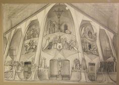 Josep Maria Subirachs - Passion Facade Sagrada Familia, Barcelona