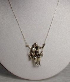 Swing. Necklace.