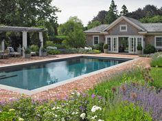 GEORGICA POND: Landscape Design Architect - Edmund Hollander