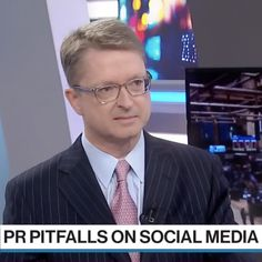 I was on BNN Bloomberg TV today strongly advising publicly traded companies to strengthen their c-suite PR function — reporting into the CEO — to combat aggressive comms attacks from short-sellers using weaponized social media for disruption. Stock Market, Vulnerability, Leadership, Social Media, Marketing, Tv, Face, Television Set