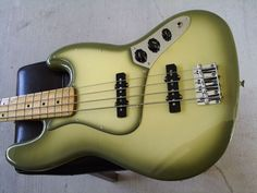 FENDER ANTIGUA JAZZ BASS #Fender