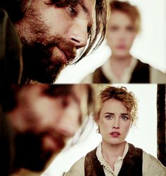 Cullen & Lily Hell on Wheels