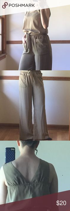 Lose fitting jumpsuit Brand new never worn Tom Taylor Pants Jumpsuits & Rompers