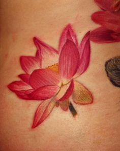 Water Lily, Art For Life Tattoo Studio / Petri Syrjälä, #tattoo