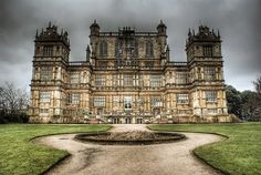 Wollaton Hall in Nottinghamshire was featured in the film The Dark Knight Rises