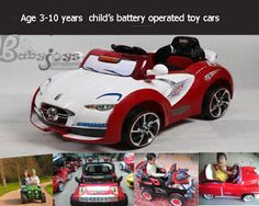 battery operated ride ons cars: Finding the Best Ride-On Toys For Your Child