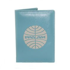 Passport Cover Flight Blue, $16, now featured on Fab.