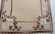 Discover thousands of images about 23 februari 2014 - Gunilla Martensson - Picasa-verkkoalbumit Hardanger Embroidery, Embroidery Thread, Embroidery Patterns, Thread Crochet, Crochet Doilies, Doll Dress Patterns, Doily Patterns, Clothes Patterns, Cross Stitch Fabric