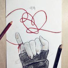 – Dibujos a lápiz – - Moyiki Sites Kpop Drawings, Art Drawings Sketches Simple, Pencil Art Drawings, Simple Tumblr Drawings, Tumblr Sketches, Drawing Ideas, Sketch Drawing, Tattoo Sketches, Quick Sketch