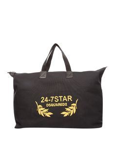 DSQUARED2 Dsquared2 Bag. #dsquared2 #bags #shoulder bags #hand bags #polyester #leather #cotton #