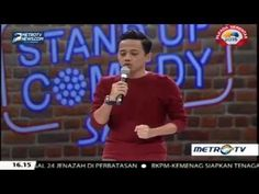 Muhadkly Acho ~ Stand Up Comedy Terbaru 2015 Metro TV