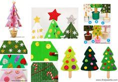 Manualidad fácil y bonita para Navidad