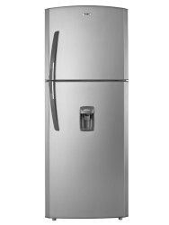 Refrigerador Mabe 14 pies cúbicos. Clor gris. Dispensador. 2 puertas. No frost. M/1436Y