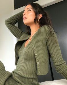 Cropped Cardigan, Knit Cardigan, Cardigans For Women, Classic Style, Knitwear, Pullover, Sweaters, Clothes, Shopping