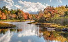 The Best Places to See Fall Foliage in the United States | It's leaf peeping season, people.