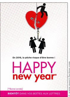Merci facteur : Happy New Year à la Bridget Jones