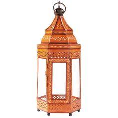 Lanterne Caravane Orange