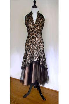 e79cb29d1f5b 7 Best 50s sequins dress xoxo images | Vintage outfits, 1950s ...