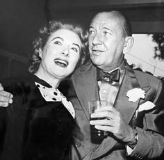 greer garson et buddy fogelson une retraite prematuree en 1949 greer ...with Noel Coward