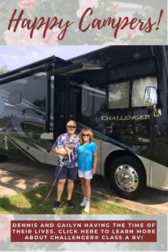 Dennis and Gailyn sent in this Happy Camper picture from Kingsbay Naval Submarine Base in Georgia at the Eagle Hammock RV Park. #TMCHappyCamper To learn more about the Challenger, including pricing, click here: #Wanderlust #TravelIdeas #TravelDestinations #FullTimeRV #RVLiving #LuxuryRV #ClassARV #ThorMotorCoach #Getaway #SafeTravelIdeas #SocialDistance #USATravel #RoadTrip #Glamping