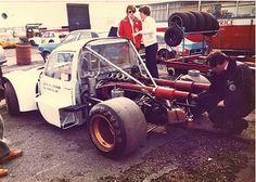 Vw Beetle Race Car 5000cc V8.   by sly50