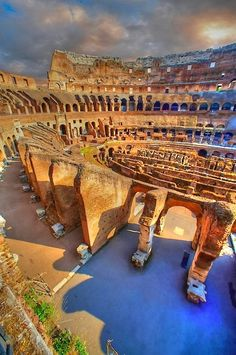 Coloseum, Rome. http://www.lj.travel/home.cfm #legendaryjourneys #travel