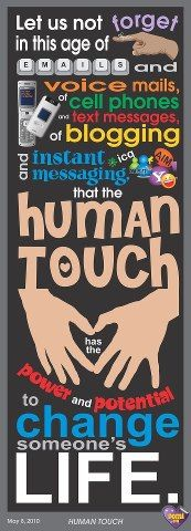 Human touch has the power and potential to change someone's life. Mind Gym, Love Massage, Massage Marketing, Massage Quotes, Human Human, Phone Quotes, Diabetic Dog, Typography Poster, Art
