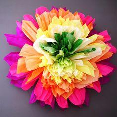 Flores en papel   Mimundomanual