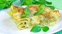 Идеальное сочетание овощной начинки с творогом в одном блюде. Лазаньи без мяса — это очень …