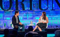 """Pinterest is a """"catalog of ideas,"""" he told attendees at this year's Fortune Brainstorm Tech conference. """"I think that's a very different thing than a social network."""" The objectives of the two are different, he said. On a social network, you upload photos for other people to like. Pinterest, on the other hand, is self-serving."""
