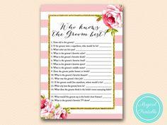 BS11-who-knows-groom-best-pink-floral-bridal-shower-games
