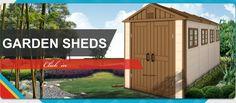 Kinying plastic diy garden sheds Plastic Storage Sheds, Plastic Sheds, Outdoor Storage Sheds, Diy Shed, Shed Plans, Villa, Kitchen Cabinets, Santa, Outdoor Structures